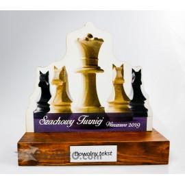 Statuetka turniej szachowy